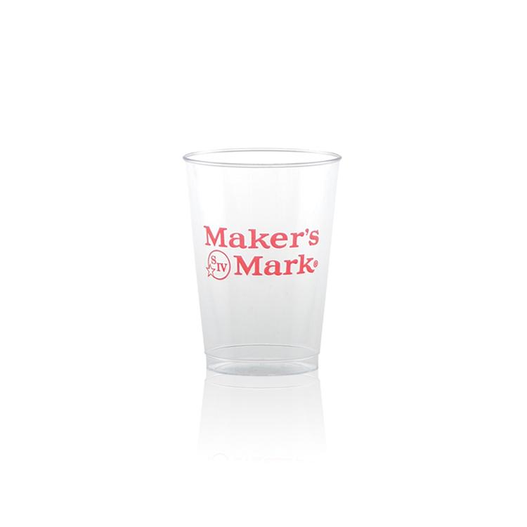 7 oz Clear Hard Plastic Cup - Hi-Speed