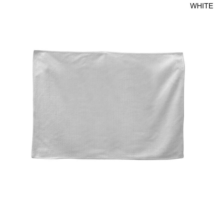 Promo Microfiber Rally Towel 12x18, Printed or Blank