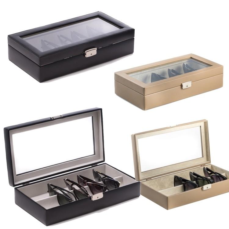 Leather Eyeglass/Storage Cases #14025 Laser Engraved