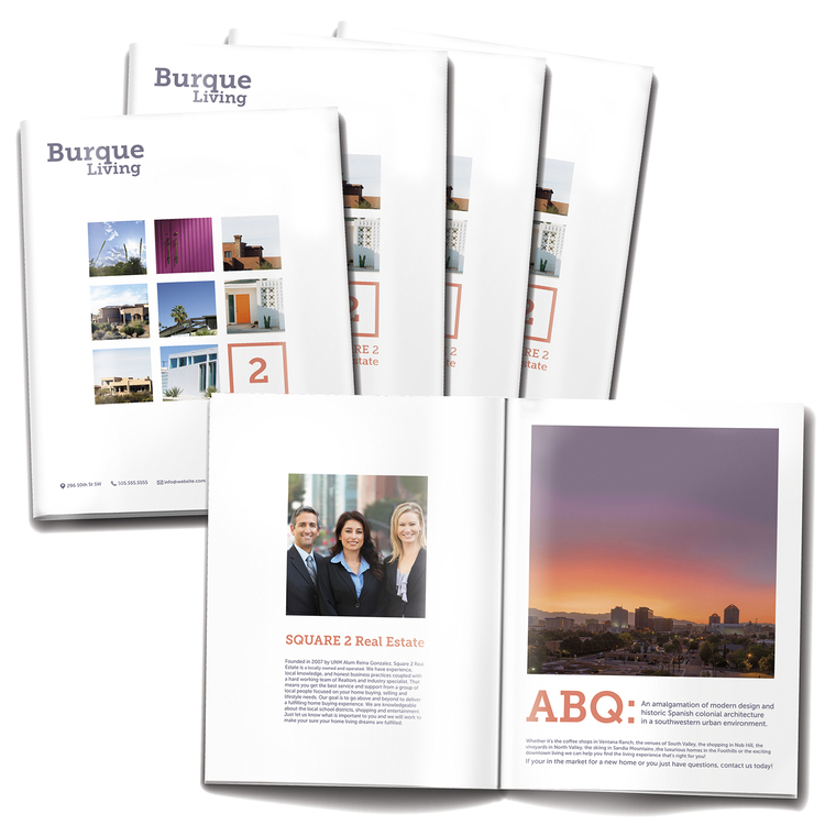 24-page (8.5x11) Booklet, Brochure or Catalog