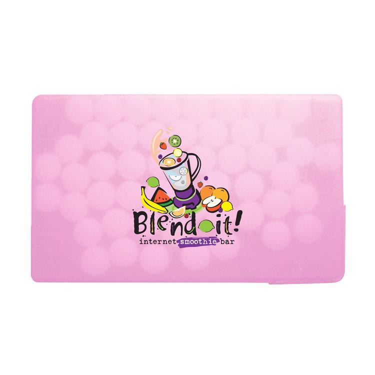 Rectangle Credit Card Mints - Rectangle Credit Card Mint