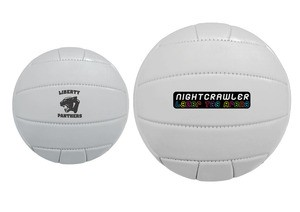 Mini Synthetic Leather Volleyball-Full Color Process