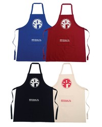 Embroidered Aprons - Full Length Aprons