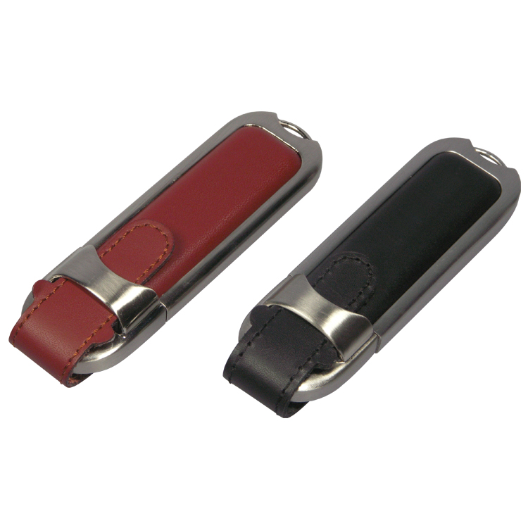 1040FMS - Leather Flashdrive V2.0