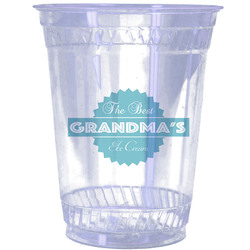 Eco-Friendly Products-Clear Cup, 32 oz.