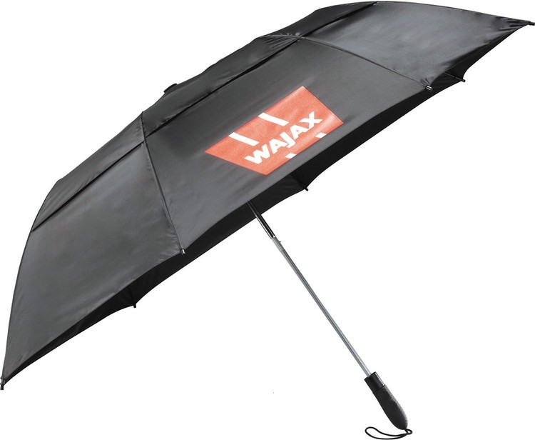 High Sierra® 58 Inch Auto Open Maxx Folding Umbrella CLEARANCE