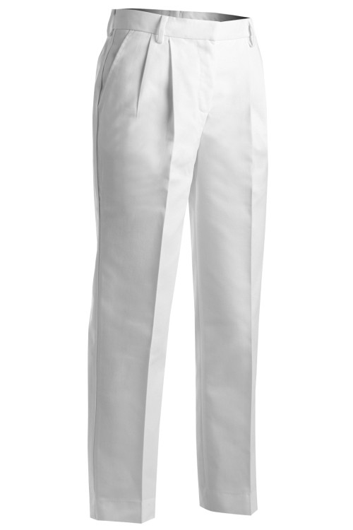 b0c248a421b EDWARDS LADIES  BUSINESS CASUAL PLEATED CHINO PANT - 8619 ...