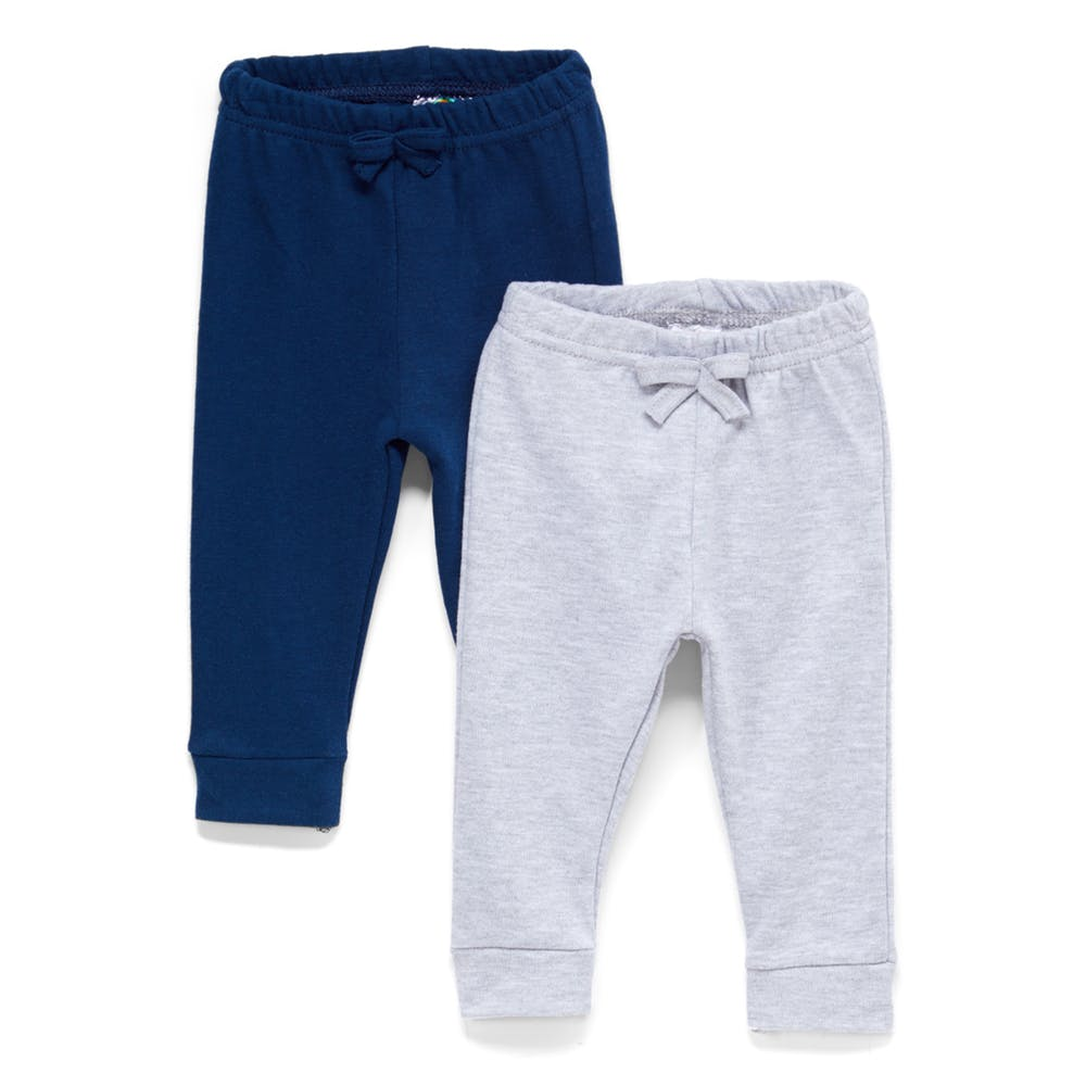 Baby Boys 2 Pk Solid Pants - 2324788 | Certified Business Forms and
