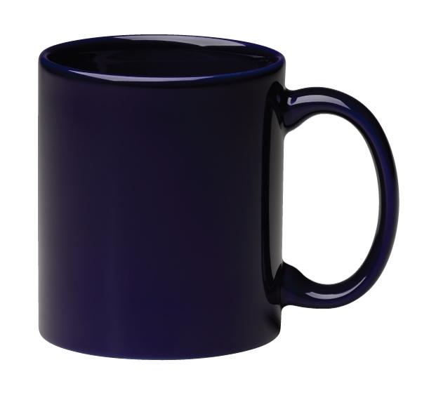 11 Oz Cobalt Blue C Handle Mug Cm413 Baltimore