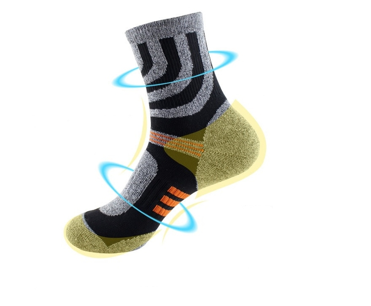 SM00185 - Compression Terry Sport Socks
