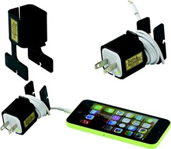 Cord Organizer & iPhone/iPod Stand