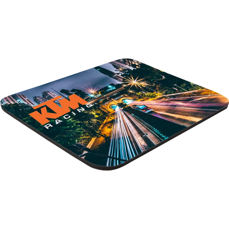 8 x 9-1/2 x 1/8 Full Color Soft Mouse Pad