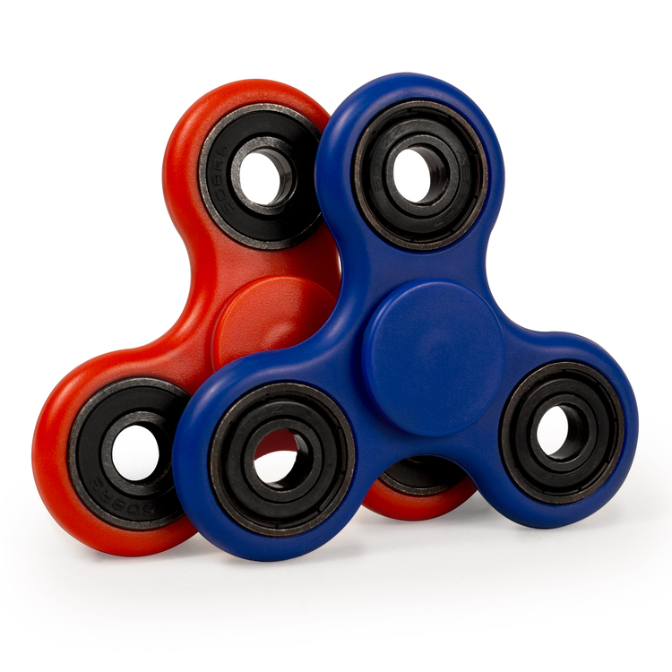 Spinner - Focus Device with Ball Bearing Design - Soothes Stress