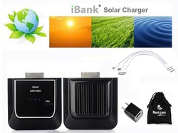 iBank (R) Solar Charger for iPhone / iPod