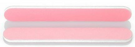 Mini Cushion Emery Board Nail File - PNK