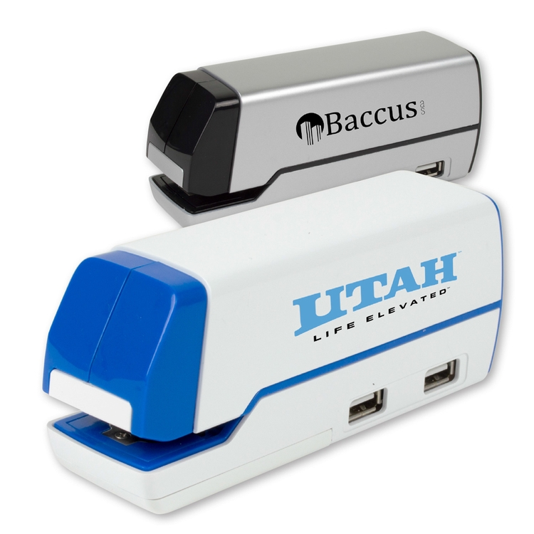 Auto Stapler with USB Ports
