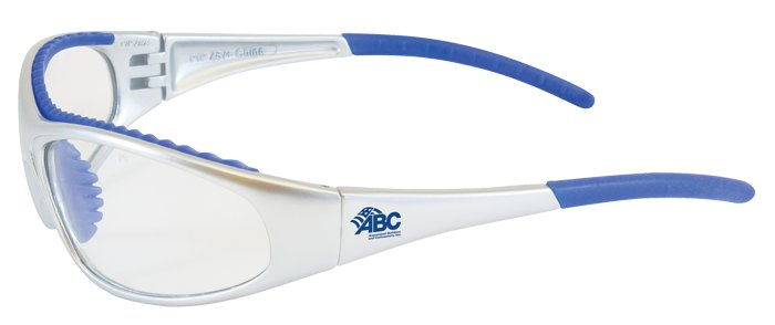 bouton flashfire clear glasses sg34cl custom logo