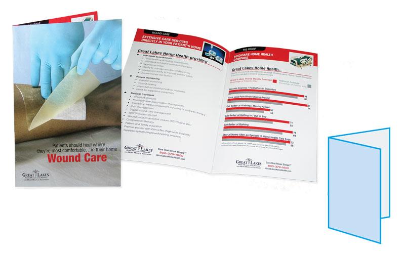 Tri-Fold Brochure 8 5