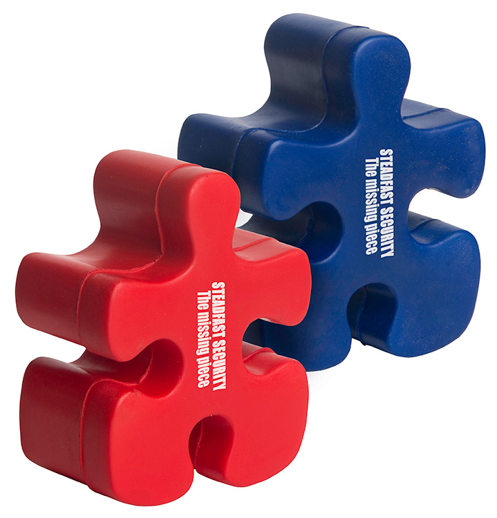 Puzzle Piece Squeezies Stress Reliever