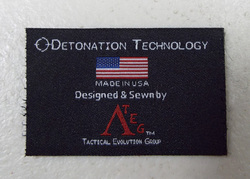 Woven Labels-USA Made Woven Not Printed