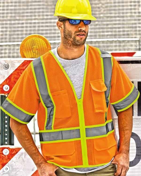 Ultra-Cool™ Mesh Surveyor's Vest