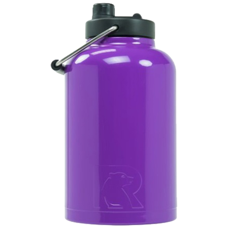 0a0463cdc9 RTIC One Gallon Purple Stainless Steel Jug. # RS-ONEGPL-DC