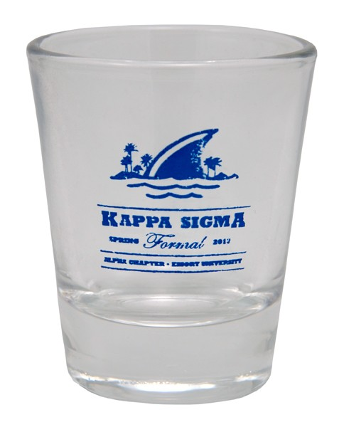 1.5 oz. Clear Shot Glass