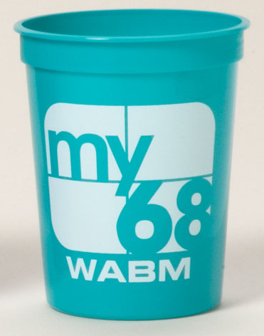 16 oz. Smooth Stadium Cup - Silkscreen