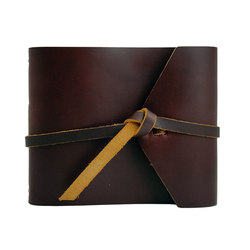 Field Photo Album w/ Flap-Tie