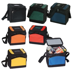 The Insulated Waterproof 12 Can Lunch Cooler