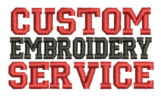 Custom Embroidery Service Emb Tri State Promotions Llc