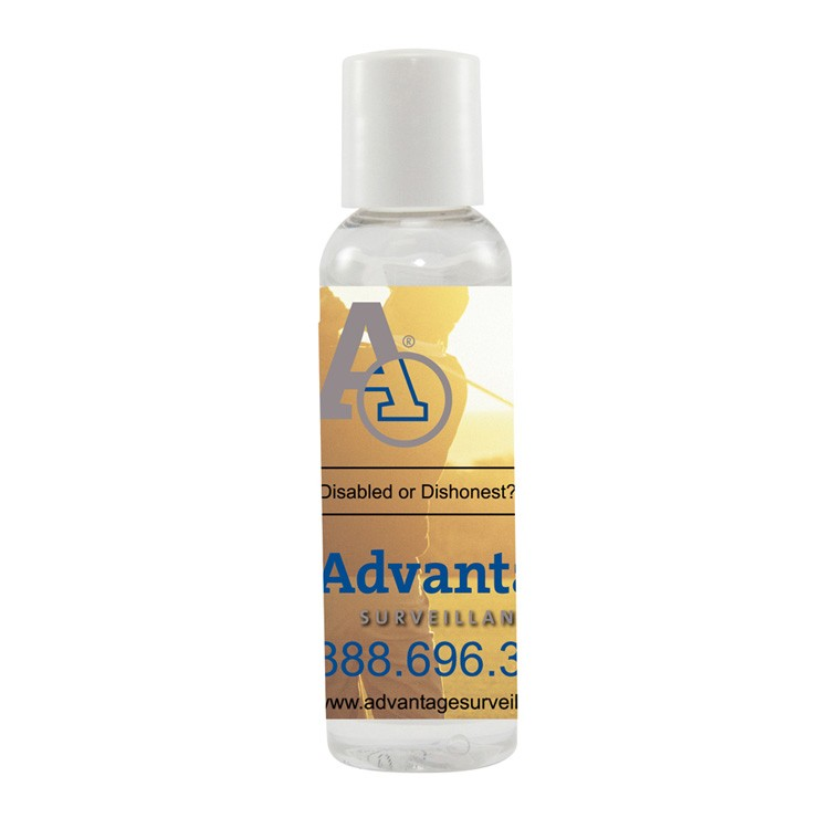 2 oz. Hand Sanitizer - antibacterial hand sanitizer