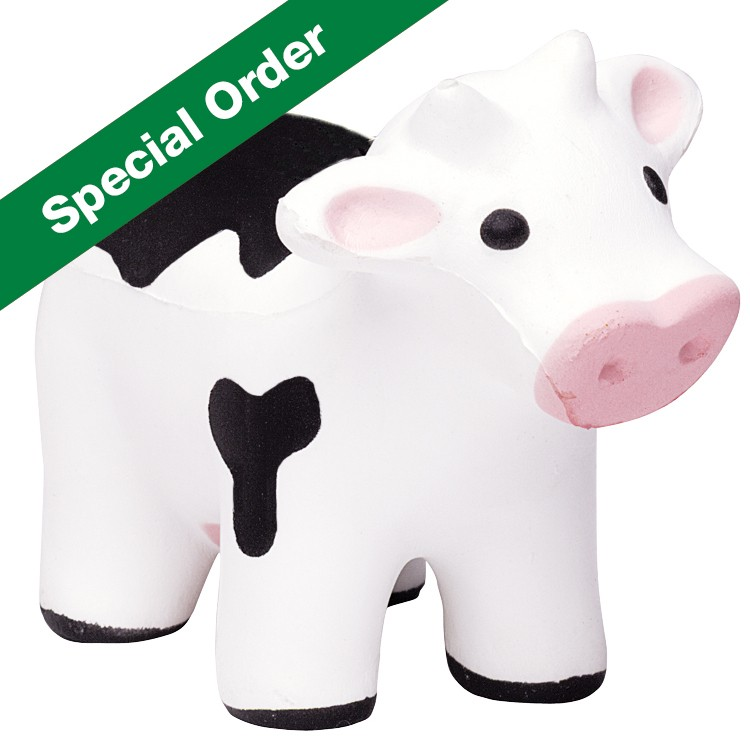 Talking Cow Squeezies Stress Reliever