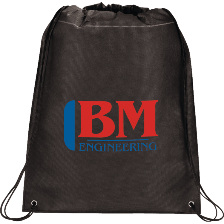 The Large Champion Drawstring Cinch Backpack