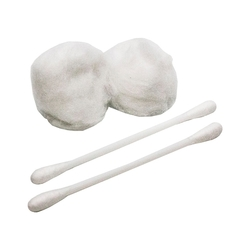 Cotton Balls/Q-tips (2 pack)