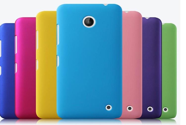 low priced a2dfa f5ab7 iBank® Nokia Lumia 630 635 case Hard Plastic Back Cover