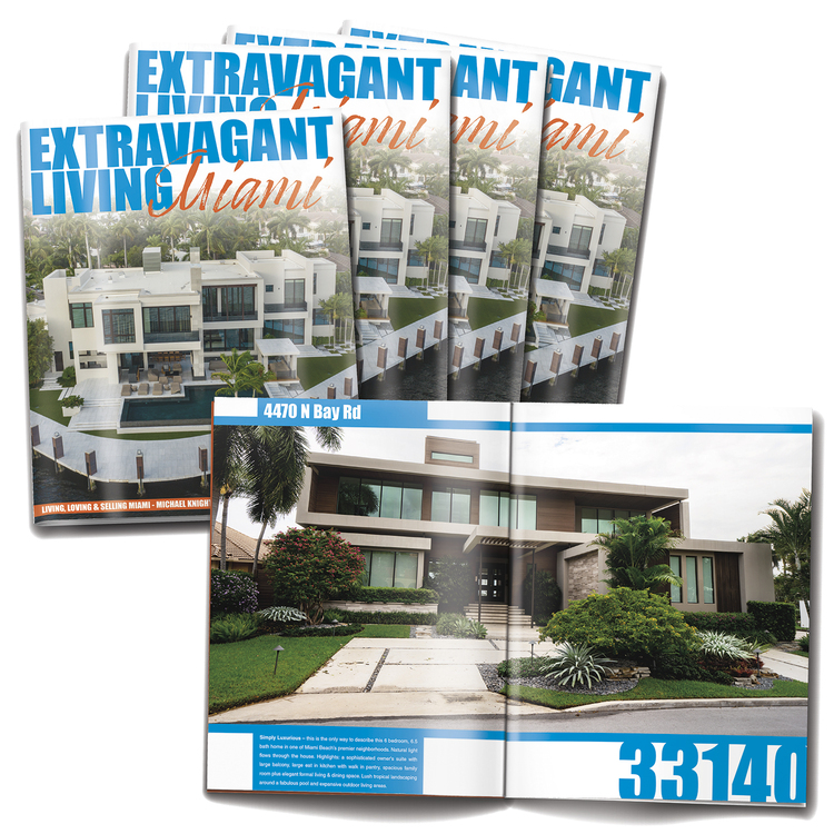 52-page (8.5x11) Booklet, Brochure or Catalog