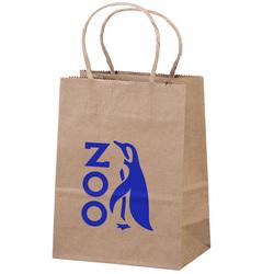 Eco Brown - Pup Bag (Brilliance- Matte Finish)