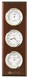 Howard Miller Shore Station weather wall clock