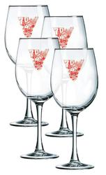 Connoisseur 4 - Wine Glass Set