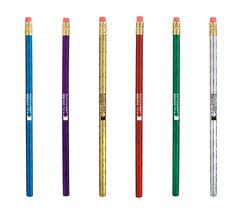Foil Color Round #2 Pencil