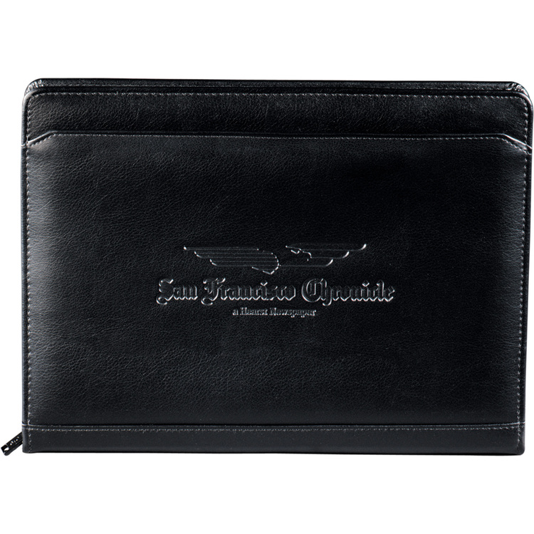 Manchester Zippered Padfolio