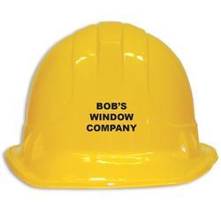 Novelty Construction Hat - Yellow