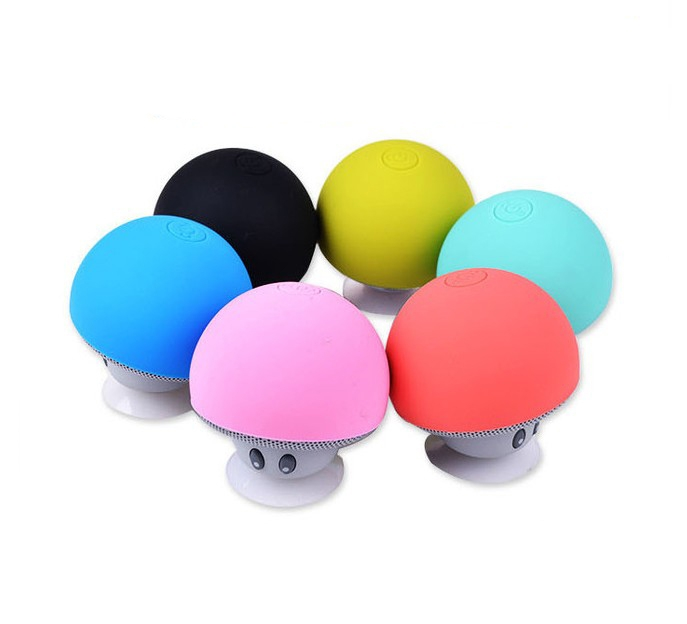 4161SPK Mushroom Shaped Bluetooth Speaker and Phone Stand