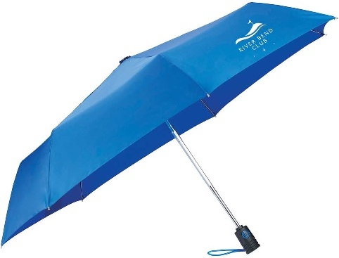 44 Inch totes® SunGuard Auto Open/Close Umbrella CLEARANCE