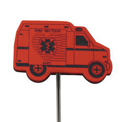 Ambulance Pen/Antenna Topper