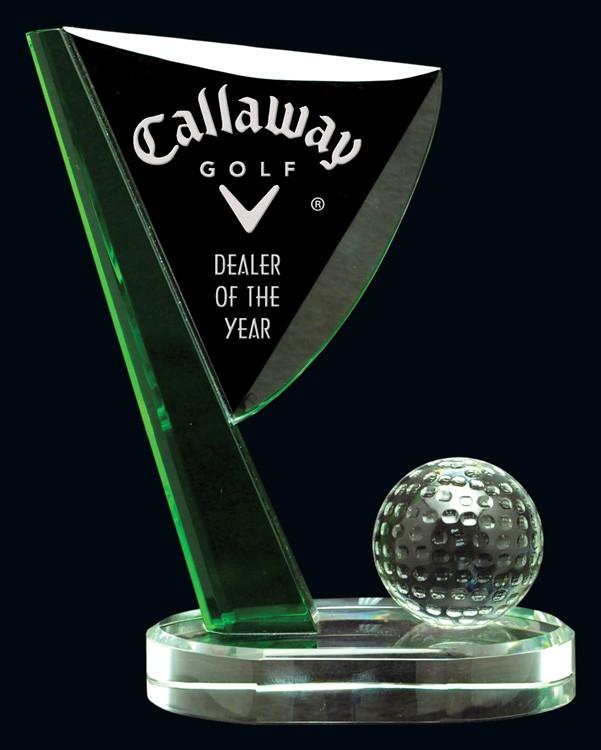 Crystal Golf Award, 8.25