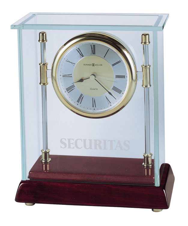 Howard Miller Kensington tabletop clock