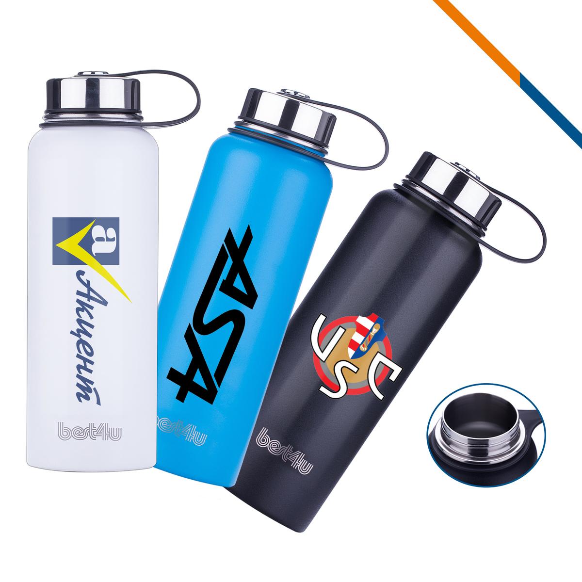Hydro Stainless Steel Water Bottles