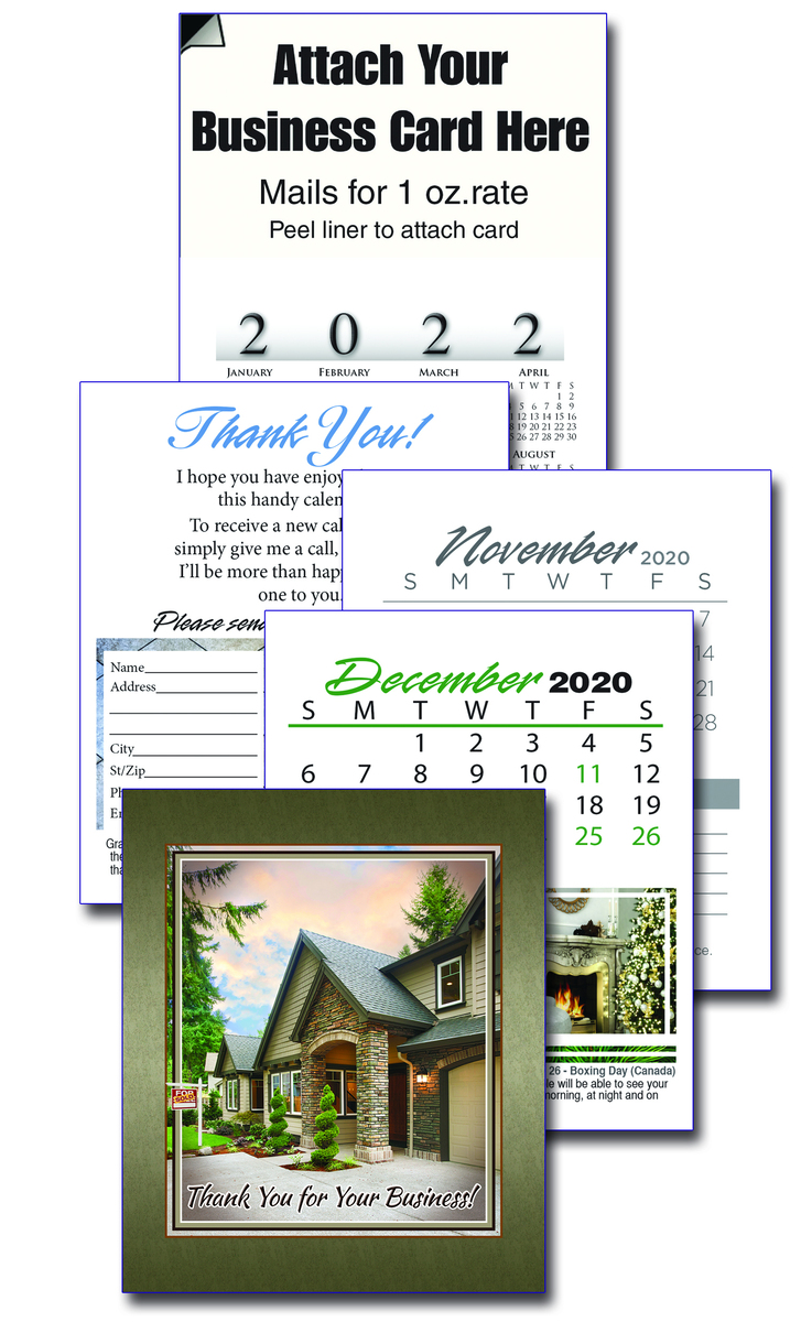 RC822 – House – Thank You For Your Business